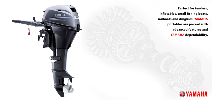 Yamaha F20BMHS|L Outboard Engines